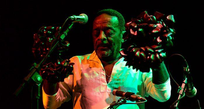 La potencia visual de la música afrobrasileña de Naná Vasconcelos
