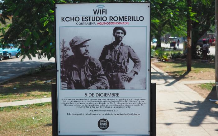 Cuba: la revolución online viene bajando de la Sierra Maestra
