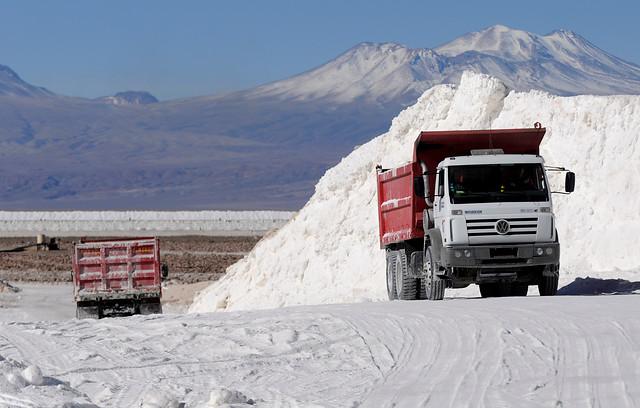 Advertencia de Corfo: mayor producción de SQM llevará a escasez de litio