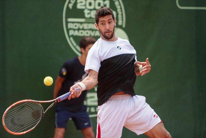Tenis: Podlipnik pasa a semifinales en dobles de Padova