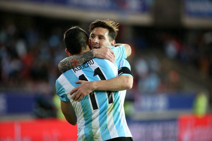 Medios argentinos apostaron por la guerra sicológica a 24 horas de la final