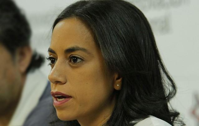 """Diputada Núñez (RN) advierte a Chile Vamos: """"Las campañas del terror nada suman a lo que hoy está viviendo el país"""""""