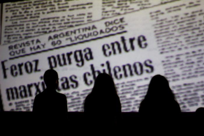 A 40 años del montaje comunicacional, obra de teatro recuerda el escarnio de los medios con los 119 desaparecidos