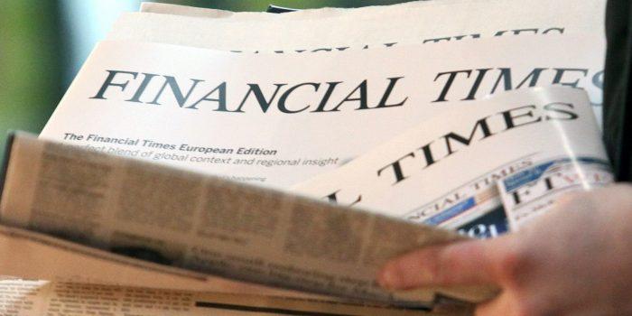 Al final, el Financial Times se queda en manos japonesas