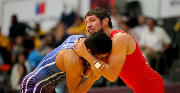 Toronto 2015: Cristóbal Torres suma bronce en lucha