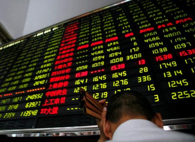 Los corredores de bolsa en China desempolvan el libro de estrategias de Wall Street