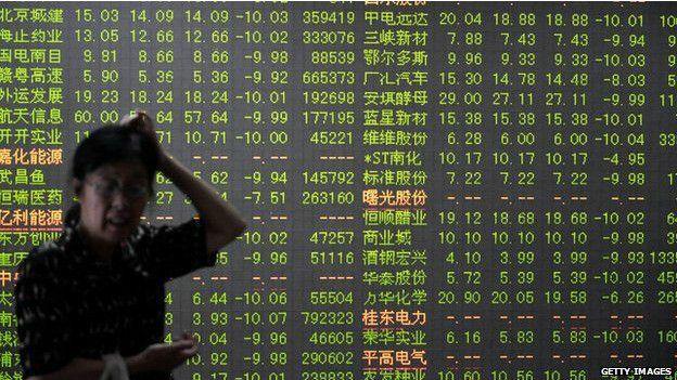 Wall Street aún ve con recelo alza en bolsas chinas, que tuvieron su mejor día en 6 años, y cierra con leves ganancias