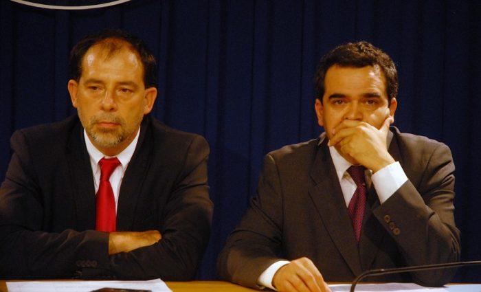 Girardi niega que haya tomado distancia de Jaime Quintana y su diagnóstico sobre el nuevo rumbo planteado por el Gobierno