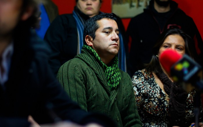 """Cristián Cuevas apunta a Interior: """"Hay un cambio de mano y esa mano es dura contra el movimiento social"""""""