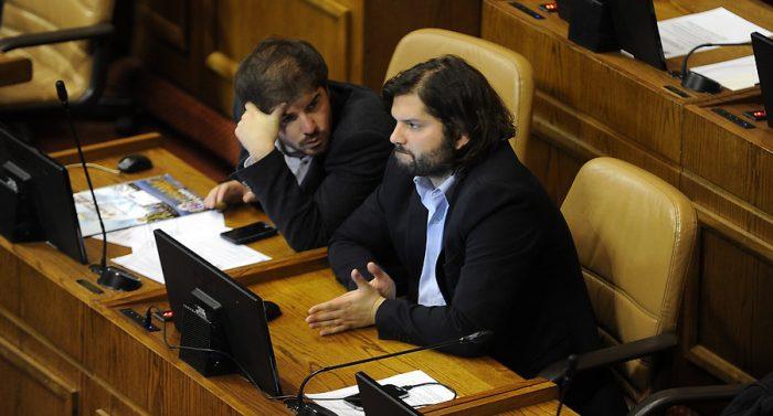 Ignacio Walker fustiga a Jackson y Boric por rebaja en la dieta parlamentaria: