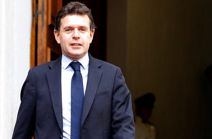 Baier declara en la fiscalía por dinero que recibió de SQM y entregó a vicepresidente del Partido Radical