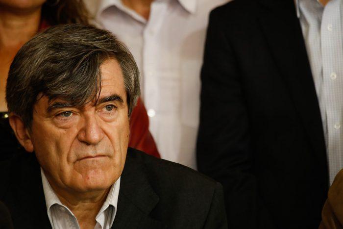 """El mea culpa de Escalona: """"Era posible hacer más"""" en materia de Derechos Humanos"""