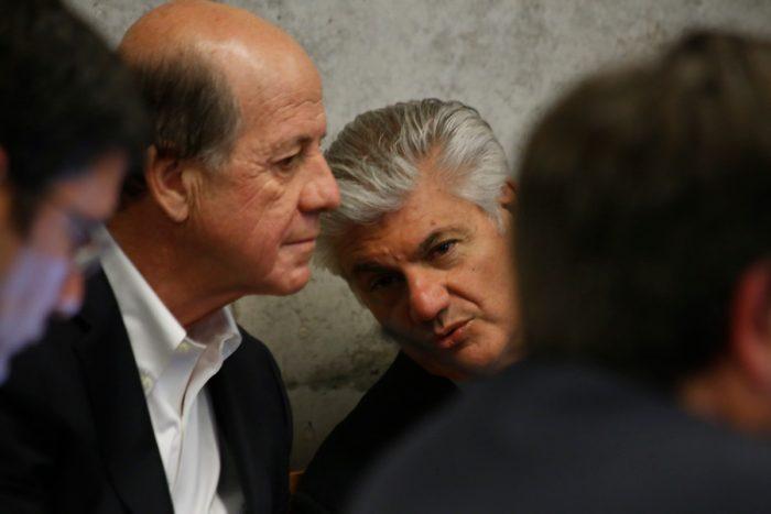 Délano y Lavín piden disculpas a los tabajadores del Banco Penta: