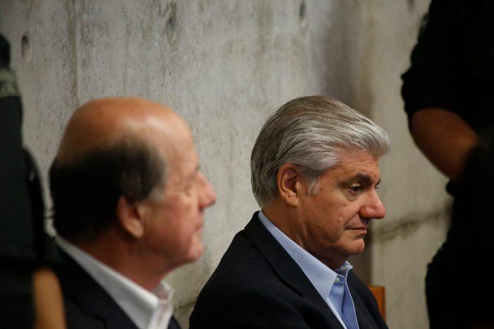 Fiscalía logra convencer a la Corte de Apelaciones que deje a Délano, Lavín y Wagner nuevamente  con arresto domiciliario total