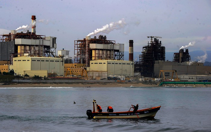 Metales pesados desde Quintero a Maitencillo: el Gobierno al debe