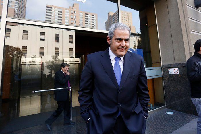 Fiscal Nacional pone presión al SII por el caso de Claudio  Eguiluz: