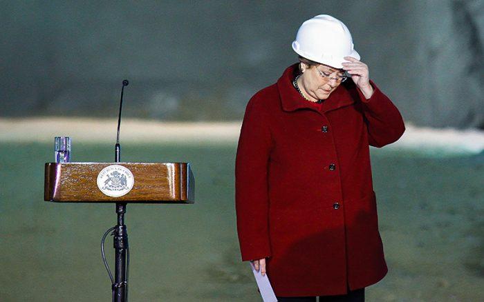 Renuncia sin realismo: la doctrina Bachelet para perder el poder