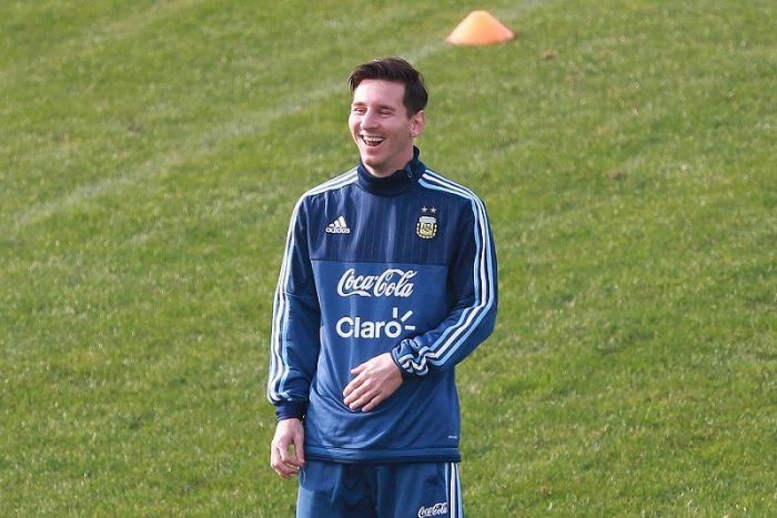 Argentina apuesta por la dupla Messi-Pastore