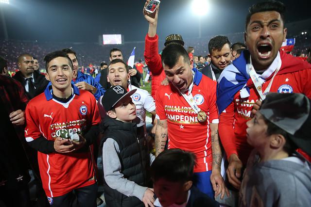 Crónica de un triunfo anunciado: el estallido en las redes sociales tras ganar la Copa América