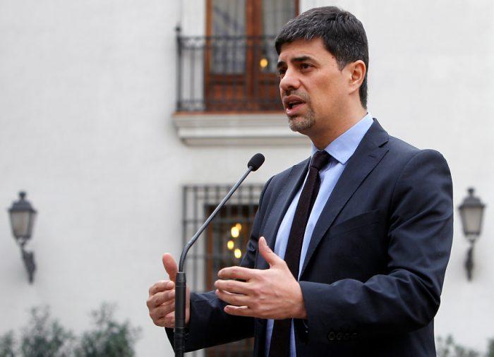 Marcelo Díaz reconoce la mano de la DC en la postergación del voto sobre aborto: