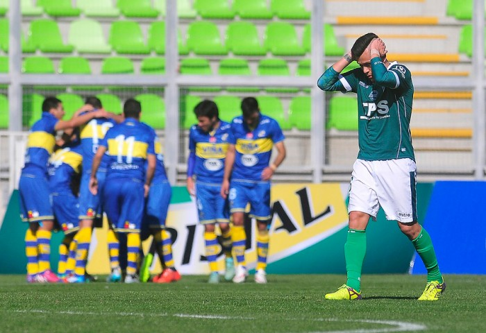 Los resultados de Copa Chile en jornada de domingo