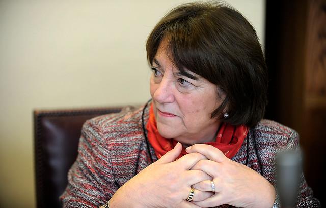 Confech: Ministra Delpiano descarta gratuidad para las ues fuera del CRUCh en 2016