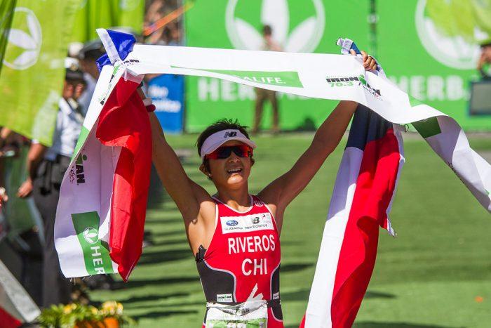 Toronto 2015: Bárbara Riveros consigue oro para Chile y clasifica a JJ.OO de Río