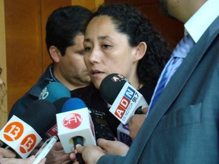 Fiscal Ximena Chong es designada a cargo del caso Corpesca