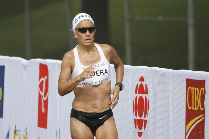 Toronto 2015: Erika Olivera finalizó 11°: