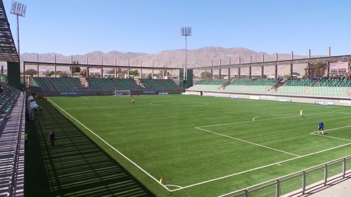 [Fotos] El desolador escenario del estadio de Copiapó