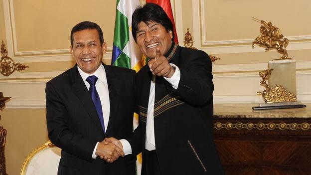 Humala responde a críticas chilenas por declaración conjunta con Bolivia: