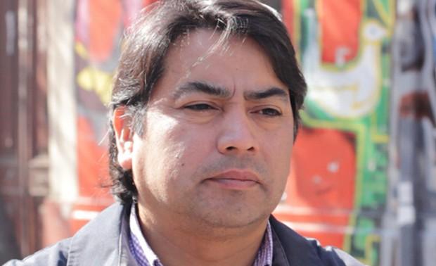 Pedro Cayuqueo: