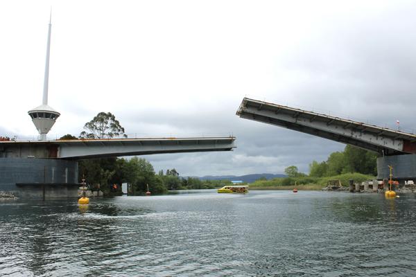 Antecedentes conocidos en el Senado reafirmarían tesis de que hubo abandono de deberes del MOP en construcción de puente Cau-Cau