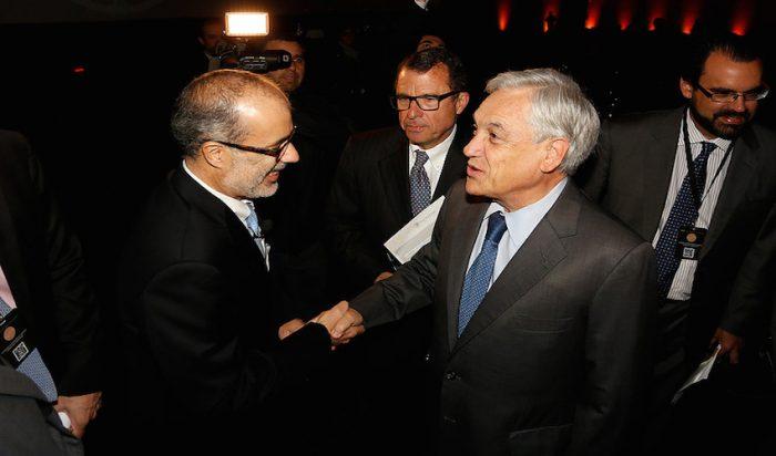 El almuerzo reservado con Piñera y su falta de autocrítica; la anécdota que compromete al ministro Valdés; y la animada charla entre Andrés Velasco y Sebastián Edwards, toda la trastienda del seminario de Moneda