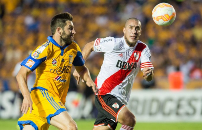Tigres y River Plate empataron en primera final de la Libertadores