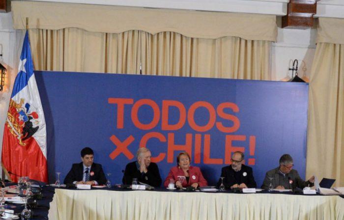 Todos x Chile y el aniquilamiento de la Nueva Mayoría