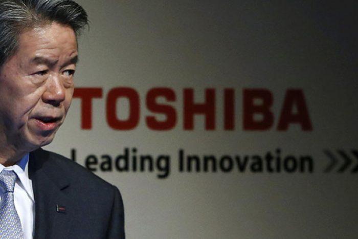 Toshiba anuncia la dimisión de su presidente por escándalo contable que infló beneficios en más de mil millones de dólares