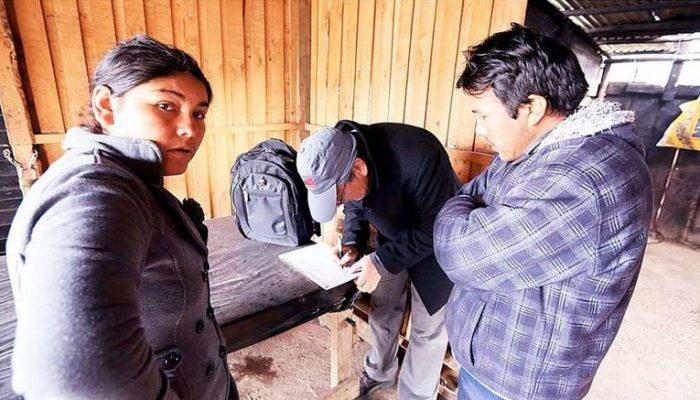 Encuentran a trabajadores bolivianos en condiciones laborales