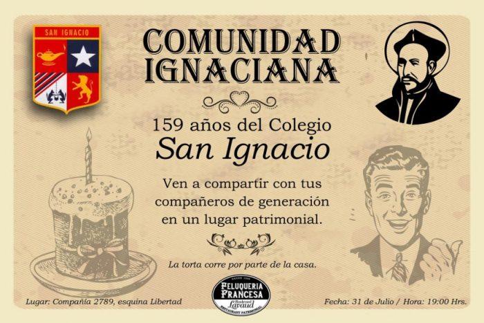 Comunidad Ignaciana celebra 159 años de vida