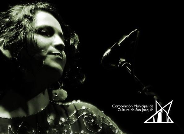 Ciclo de conciertos íntimos con Evelyn Cornejo en Teatro San Joaquín, 31 de julio