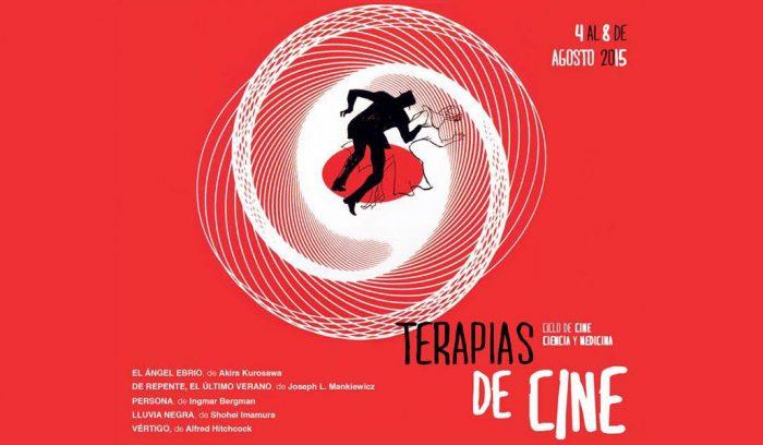 """Ciclo gratuito de conferencias """"Cine, ciencia y medicina"""", Centro de Extensión UC, 4 al 8 de Agosto"""