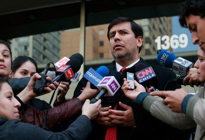 Arenas aclara que declaró como testigo ante fiscal por su vínculo con el caso SQM