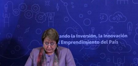 """Contardo sepulta la pirotecnia  comunicacional de Bachelet con su """"Todos x Chile"""" y la califica de """"sicología barata"""""""