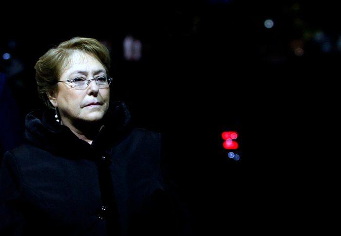 Adimark: Bachelet alcanza récord de desaprobación de Piñera en su momento más bajo