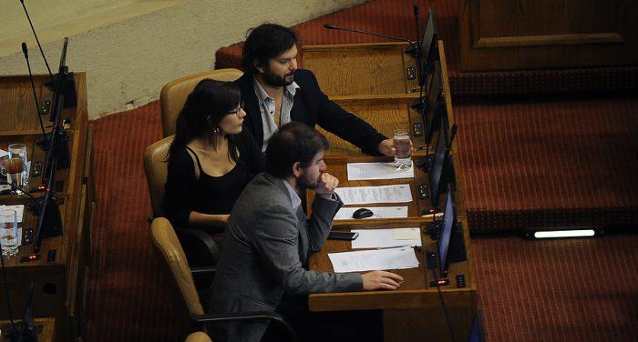 Encuesta Mori-Cerc: Boric, Jackson y Camila Vallejo se instalan entre los cinco políticos con más futuro
