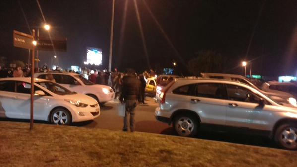 Los ricos también lloran: masivo caceroleo de protesta en el sector oriente de Santiago