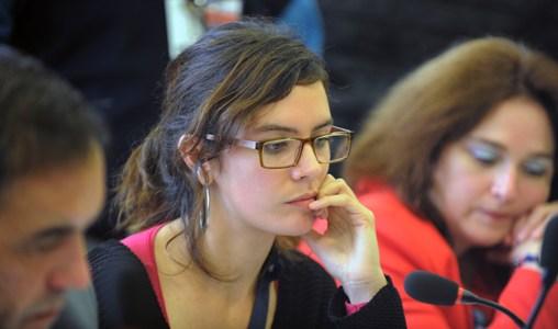 Camila Vallejo advierte a la Nueva Mayoría que no hay sentido para el PC estar en el Gobierno si no se cumple con el programa