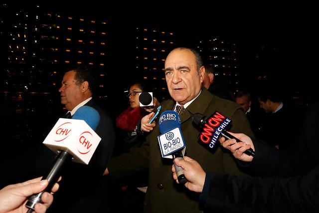 Cardemil dice que enviaba informes de Avanza Chile a SQM y que les sacaba el logo