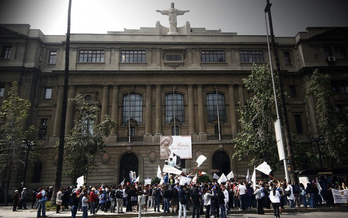 Cuatro universidades chilenas están entre las mejores del mundo