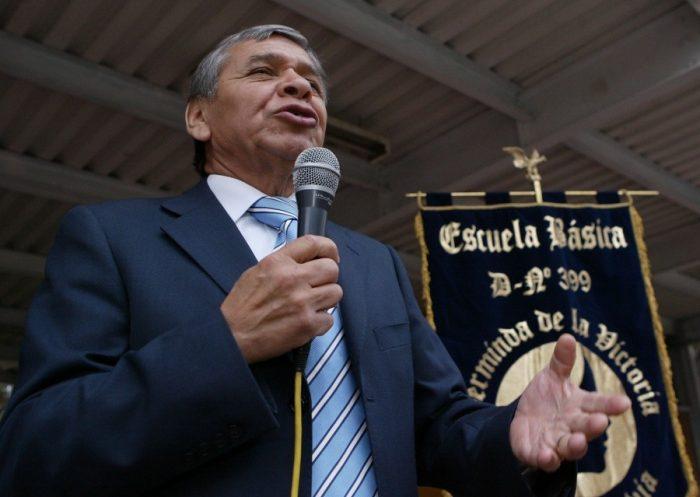 Militante de RN niega haber falsificado licenciatura de cuarto medio del alcalde Luis Plaza